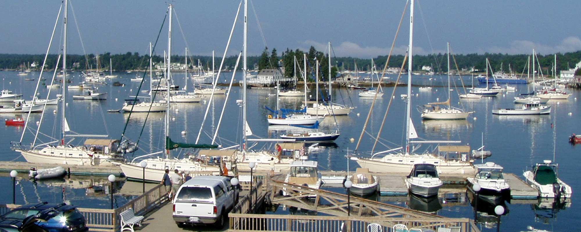 Pierce Yacht